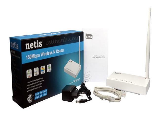Bộ phát wifi netis WF2411E