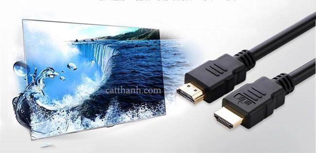Cáp HDMI dài 10M hỗ trợ Ethernet Ugreen UG-10110