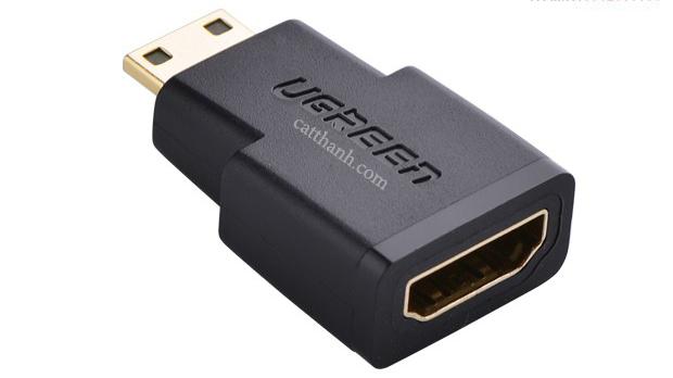 Đầu chuyển đổi Mini HDMI to HDMI Ugreen 20101