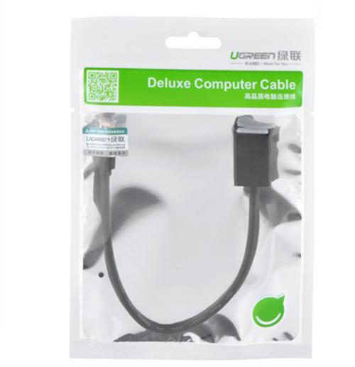 Cáp chuyển đổi Micro HDMI to HDMI âm dài 20cm Ugreen 20134