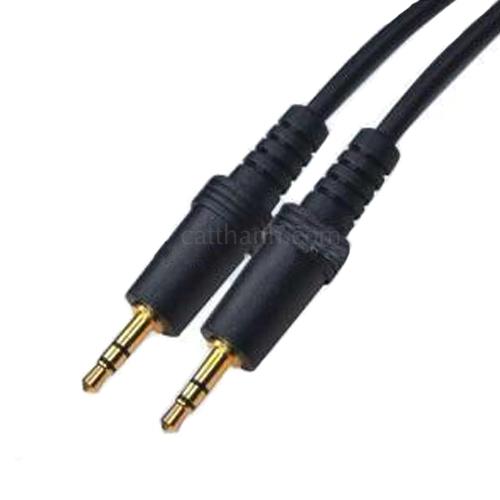 Cáp âm thanh jack 3.5mm 2 đầu đực 1.5m Foxdigi FD412