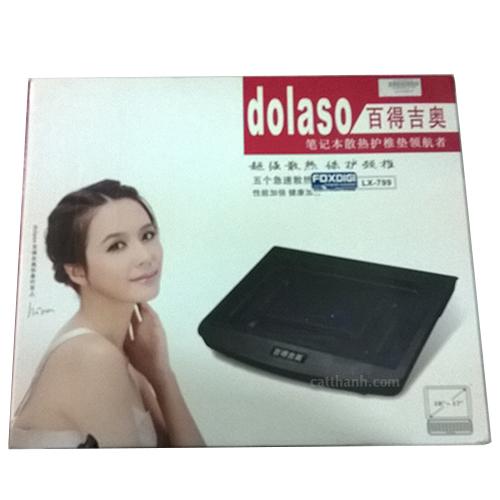 Đế tản nhiệt laptop dolaso LX799