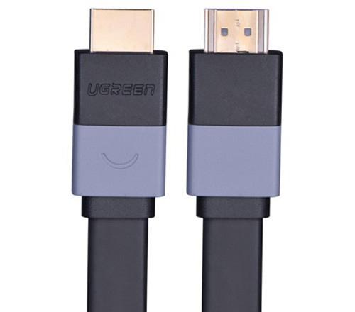 Cáp HDMI dẹt hỗ trợ 3D 4K Ugreen UG-30109