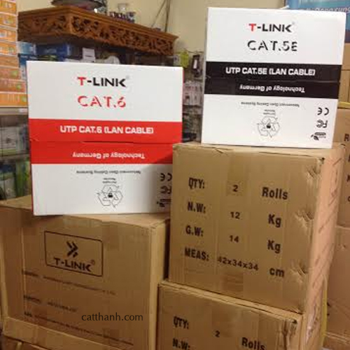 Cáp mạng T-Link CAT 5E UTP
