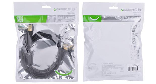 Cáp VGA 1,5M cho Màn Hình, Máy Chiếu Ugreen UG-11630