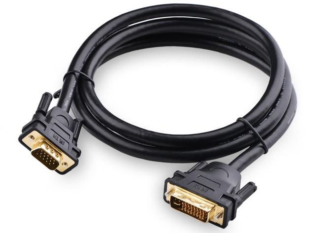 Cáp chuyển DVI 24+5 sang VGA dài 1,5m Ugreen UG-11617