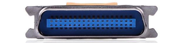 Cáp máy in USB to LPT IEEE 1284 dài 1,8m Ugreen UG-20225