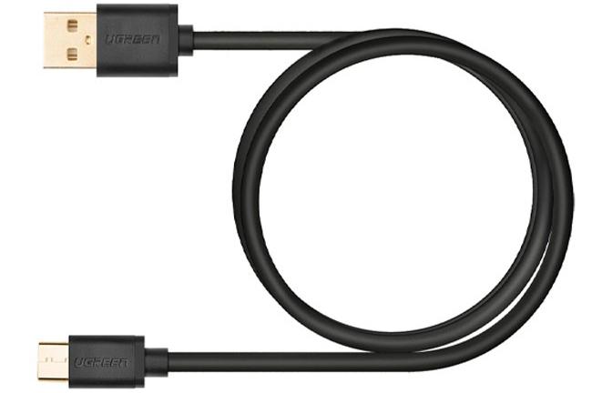 Cáp USB 3.1 Type-C sang USB 2.0 dài 0,5m Ugreen UG-30158