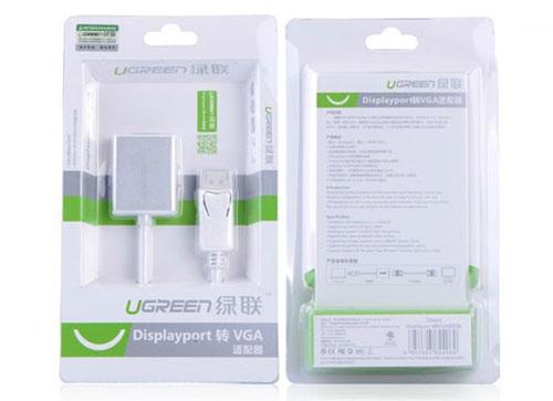 Cáp chuyển đổi displayport sang VGA Ugreen UG-20406