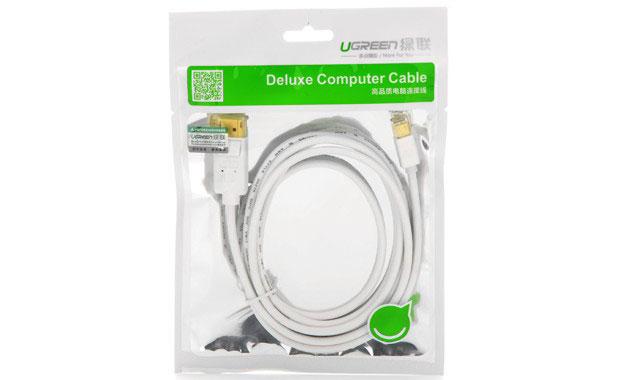 Cáp Mini DisplayPort to Displayport 2M Ugreen UG-10408