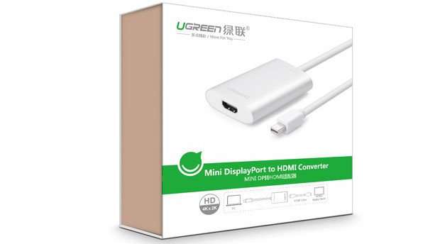 Cáp chuyển Mini Displayport sang HDMI Ugreen UG-10451
