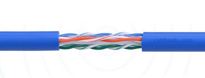 Cáp mạng đúc sẵn Cat6 10m Ugreen UG-11205