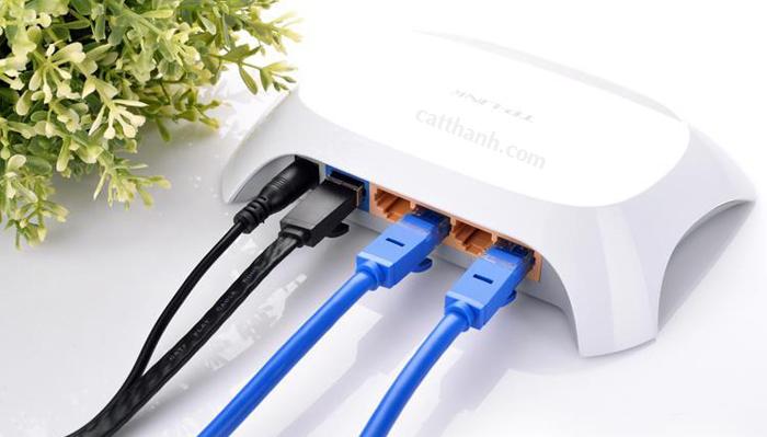 Cáp mạng đúc sẵn Cat6 30m Ugreen UG-11209
