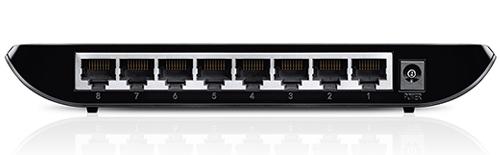 Switch Gigabit 8 port TP- Link TL-SG1008D