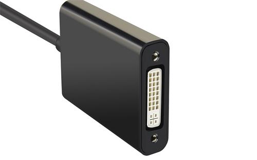 Cáp chuyển mini Displayport sang DVI Unitek Y-6326bk