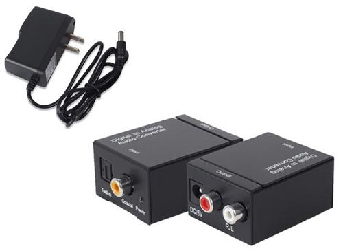 Bộ chuyển quang optical sang audio AV Foxdigi AY18