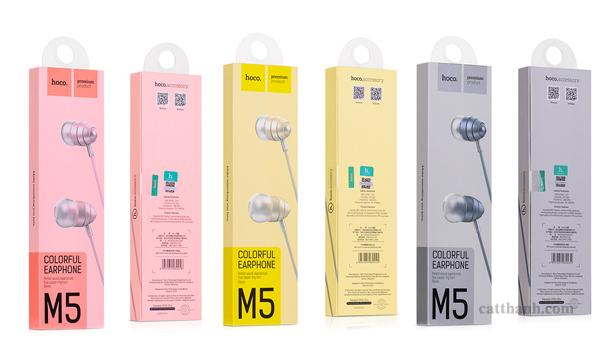 Tai nghe MP3 Hoco M5