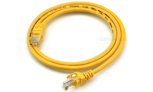 Cáp mạng đúc sẵn Cat5e dài 1m Ugreen UG-11230