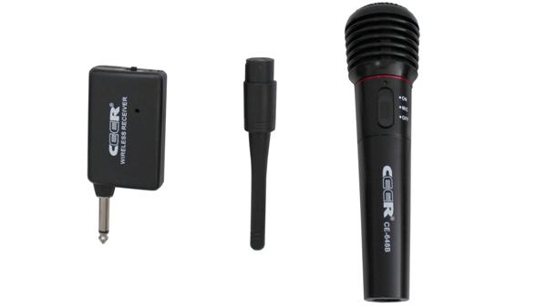 Microphone không dây Ceer CE648B