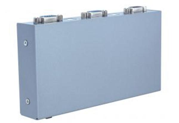 KVM Switch 2 vào 1 ra Dtech DT-8021