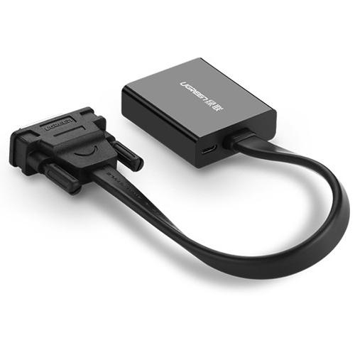 Cáp chuyển đổi DVI to VGA Ugreen 40259