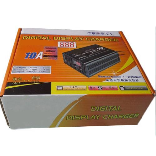 Sạc bình ắc quy tự động 10A 6V/12V Foxdigi 9948