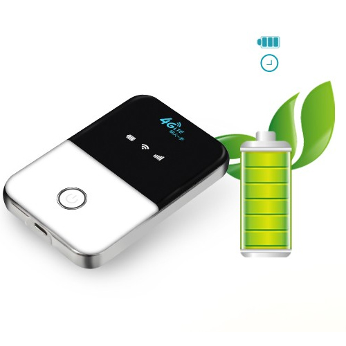 Bộ phát WiFi di động 4G LTE Foxdigi TJ-MF901