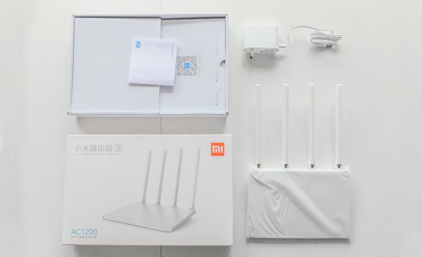 Bộ phát wifi 4 râu Xiaomi Gen3 AC1200