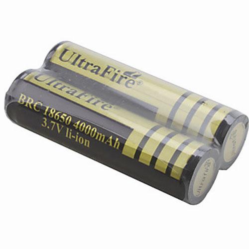 Pin sạc Ultrafire 4600mAh 3.7V BRC18650 loại 2