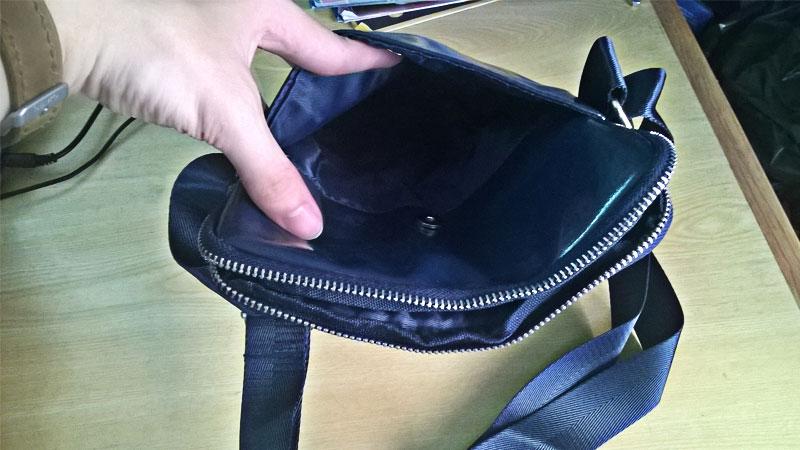 Túi đeo chéo đựng máy tính bảng 10inch Foxdigi FD101