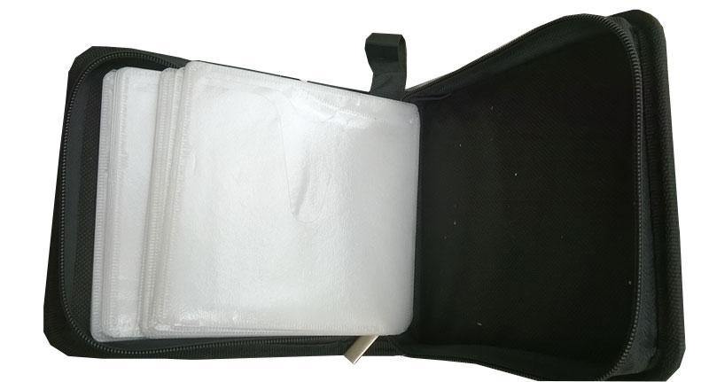 Túi đựng đĩa CD, DVD 40 chiếc Jiwei Foxdigi FD120