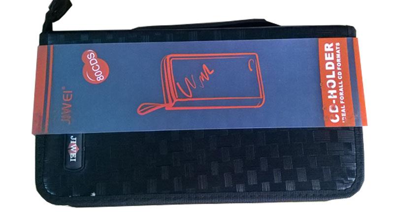 Ví đựng đĩa 80 chiếc Jiwei Foxdigi FD1802