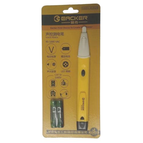 Bút thử điện thông minh Eacker 403028