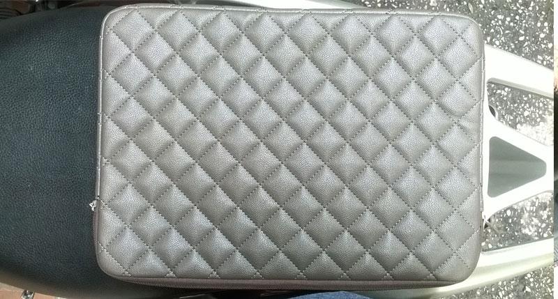 Túi chống sốc da 15 inch SHYIDES Foxdigi FD2501