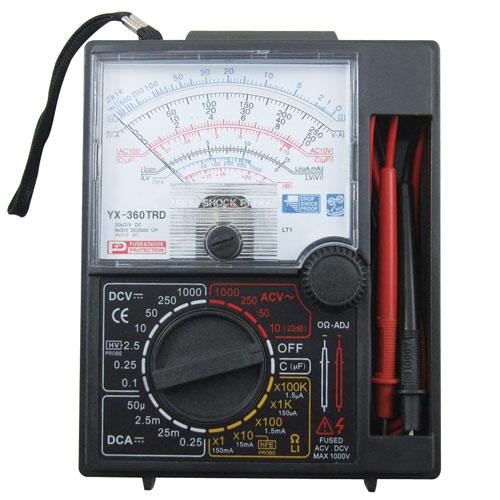 Đồng hồ đo kim vạn năng Foxdigi YX-360TRD