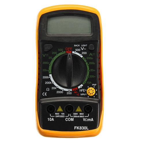 Đồng hồ vạn năng điện tử Foxdigi FK830L