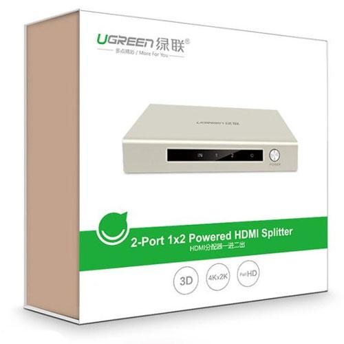 Bộ chia HDMI 1 ra 2 Ugreen UG-40276