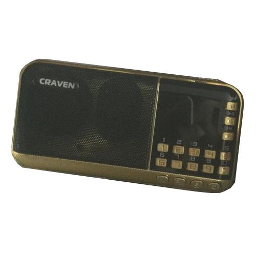 Loa USB thẻ nhớ Craven Foxdigi CR-822