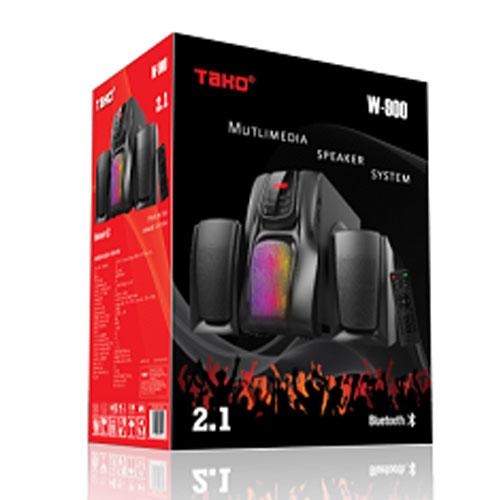Loa máy tính 2.1 TAKO W-900