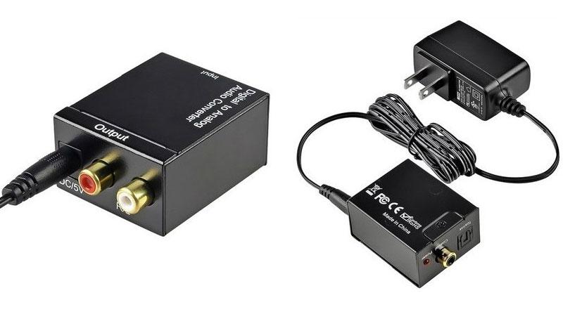 Bộ chuyển đổi quang OPTICAL sang RCA Foxdigi FD250