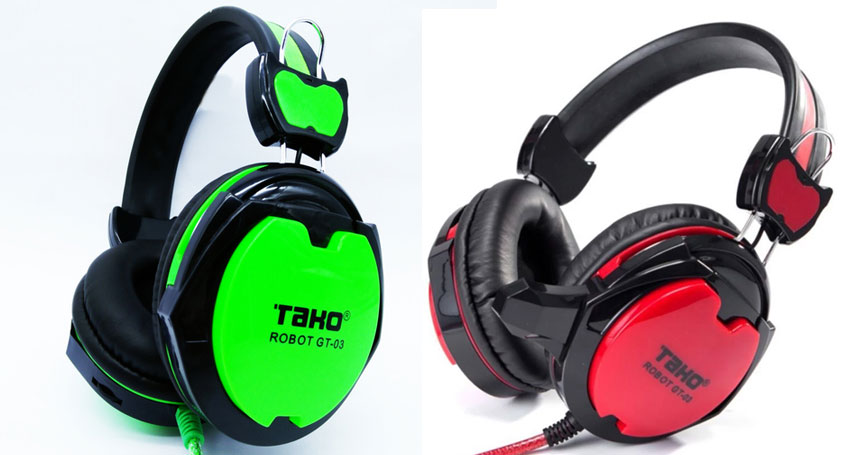 Tai nghe game thủ TAKO ROBOT GT-03