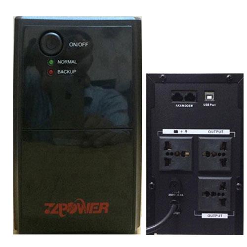 Bộ lưu điện UPS ZLPOWER HQ1000