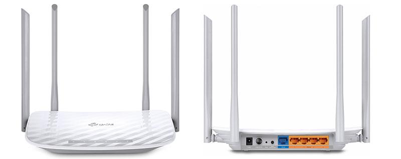 Bộ phát wifi TP-link băng tần kép AC1200 - Archer C50