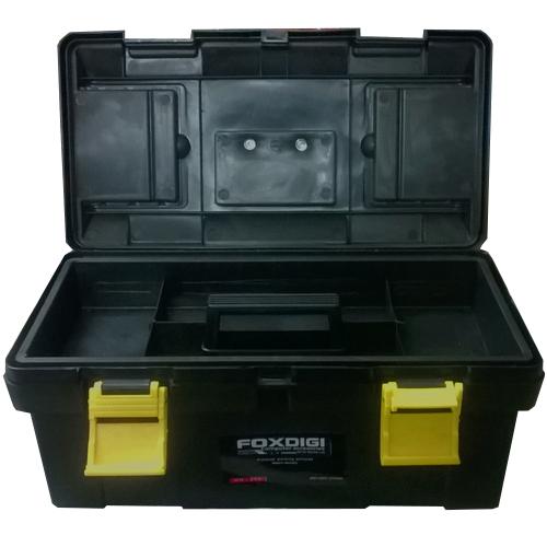 Hộp đựng đồ nghề sửa chữa kỹ thuật 380x200x180mm FD114