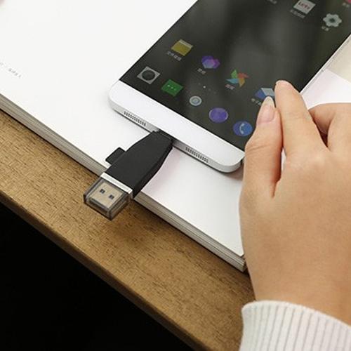 Đầu đọc thẻ USB Type-C và USB 3.0 Ugreen 30359
