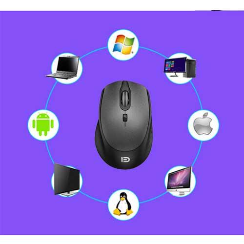 Chuột không dây Forter I360