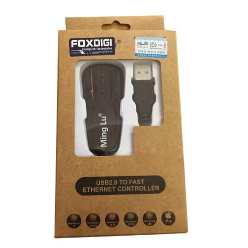 Cáp USB to lan Foxdigi MingLu FD220