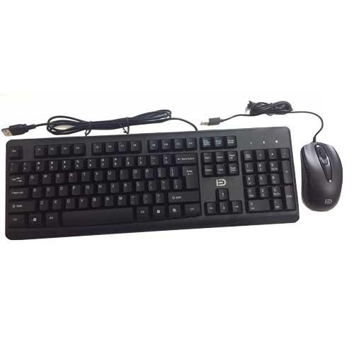 Bộ bàn phím chuột Forter G9100P