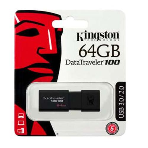Usb 64GB Kingston 3.0 DT100G3