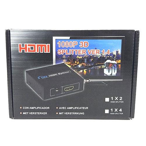 Bộ chia HDMI 1 ra 2 Foxdigi FD320